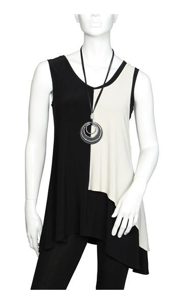 def30b0c7ca Tunics - TUNIC LESLEY - Roxanne Fashions